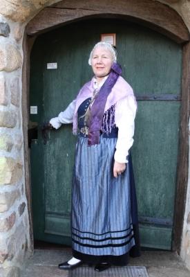 Christa Terheiden, Undeloh, Dorf- und Kirchenführungen